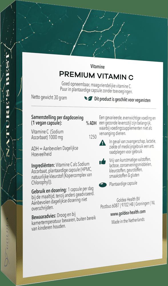 #01 PREMIUM VITAMIN C