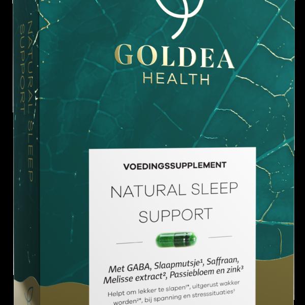 #18 NATURAL SLEEP SUPPORT