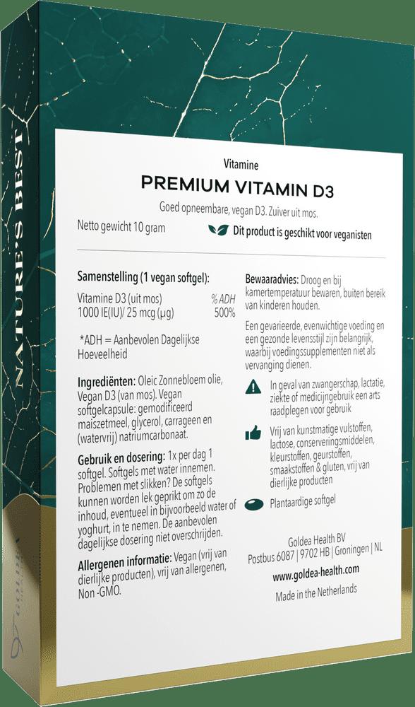 #03 PREMIUM VITAMIN D3