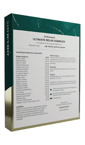 #9 ULTIMATE RELAX COMPLEX